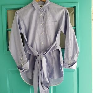 Thomas Mason shirting for J Crew